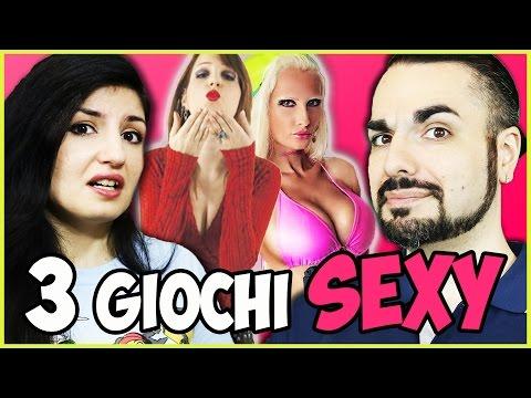 3 GIOCHI SEXY GRATIS #2