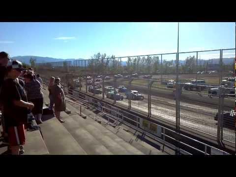 ROGER HAUDENSHILD TRIBUTE @ Southern Oregon Speedway