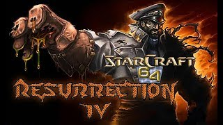 StarCraft: BroodWar - Resurrection IV - StarCraft 64 - Secret mission - Stukov Series