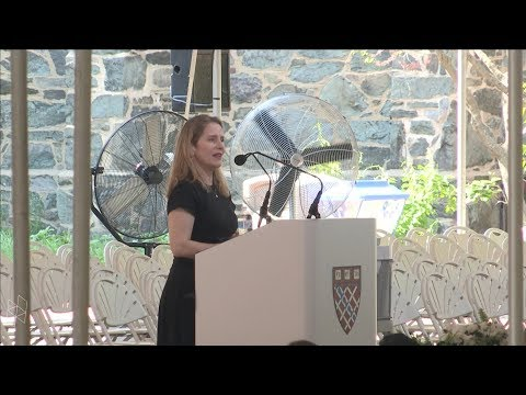 2018 Harvard GSD Class Day Address: Paola Antonelli
