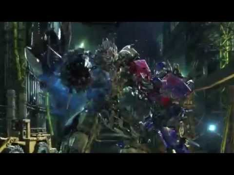Transformers: The Ride 3-D at Universal Studios Hollywood