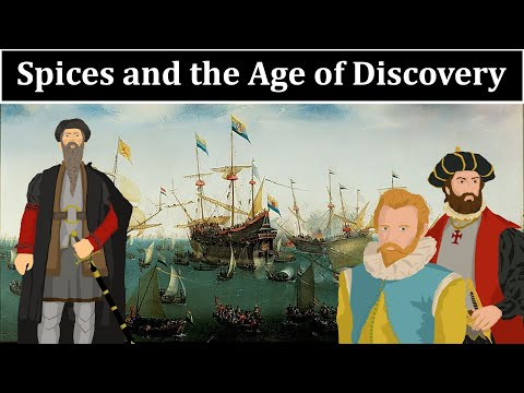 Spices and the Age of Discovery