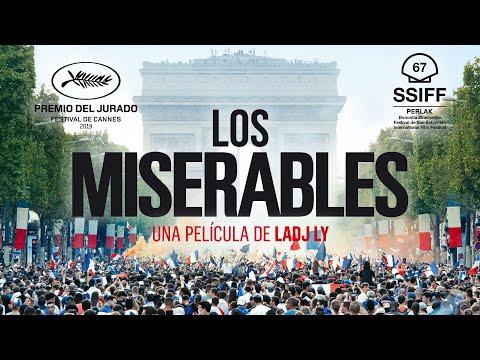 LOS MISERABLES - Tráiler VOSE