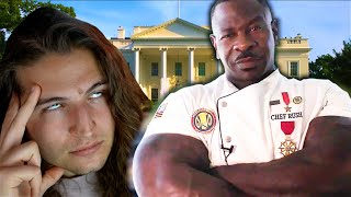 The White House Fake Natty (Chef Rush)