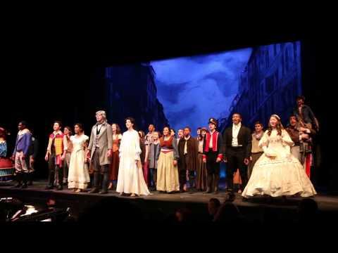Les Miserables at Poly Prep (Finale - 2.28.15)