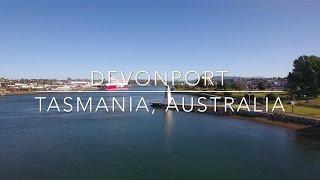 Our World by Drone in 4K - Devonport, Tasmania, Australia