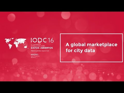 Room C - A global marketplace for city data - Oct  7