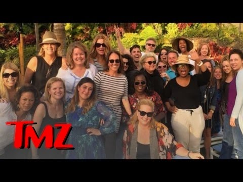 Oprah Winfrey Takes Team OWN To Hawaii | TMZ