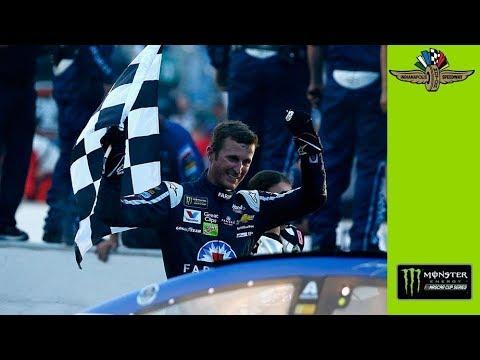 Kasey Kahne's NASCAR Brickyard 400 win helps but doesn't guarantee a job for 2018