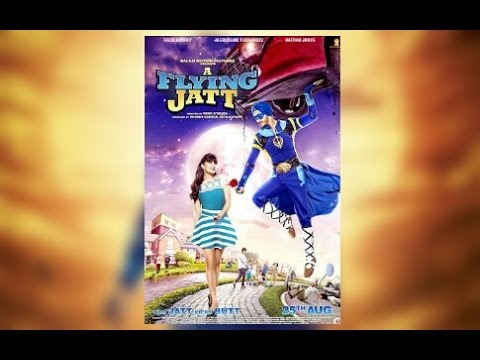 A Flying Jatt HD 2016 Hindi Full Movie...