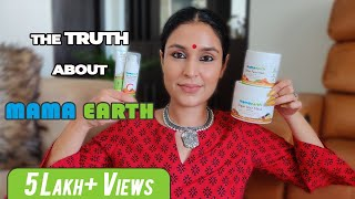 MAMAEARTH PRODUCTS | MOST HONEST REVIEW | Chetali Chadha