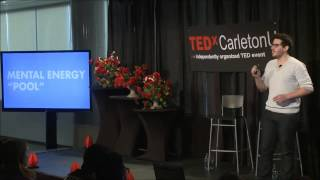 The habits of highly boring people | Chris Sauve | TEDxCarletonU