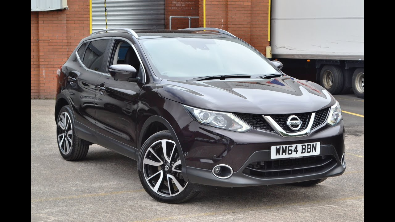 wessex garages demo next gen nissan qashqai tekna at pennywell road bristol wm64bbn youtube. Black Bedroom Furniture Sets. Home Design Ideas