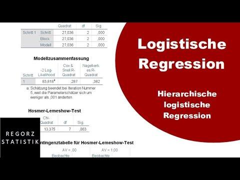 Hierarchische Logistische Regression Mit SPSS (2020)