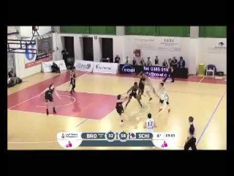 Chiara Fusari - Guard - Playing in A1 League in Italy