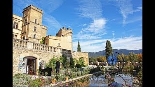 Village et château de Provence