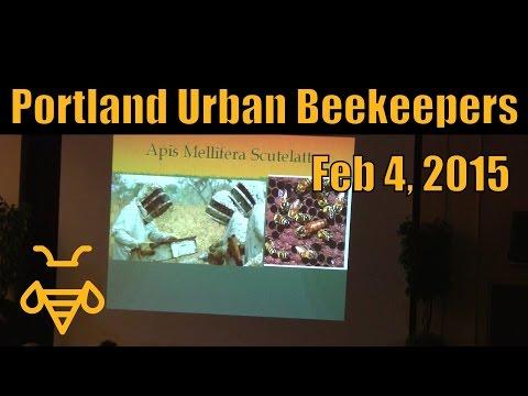 Beekeeping in Malawi & Uganda - Feb 4, 2015