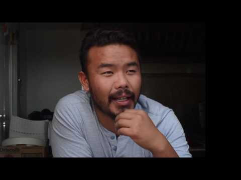 A Brief Conversation With Tenzin Sherpa