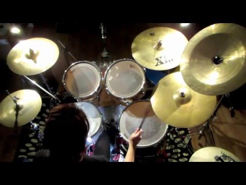 X-JAPAN - 紅 Kurenai【Drum Cover by Puis】