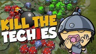 One of Cayinator's most viewed videos: KILL THE TECHIES! - DotA 2 Funny Moments + Arcana Giveaway!