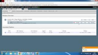 OpenWrt Wireless client
