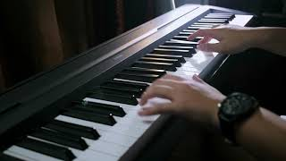 Yamaha P45B // Yiruma - River Flows In You (Cover)
