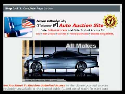 Cheap Police Auction Cars