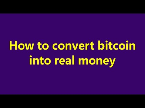 how to convert BTC bitcoin to gbp real money