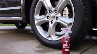 chemical Guys Diablo Wheel Cleaner Review!