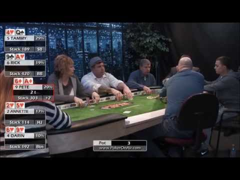 Rubber City Cash Game 1 Official Game 1 Part 1 Poker On Air