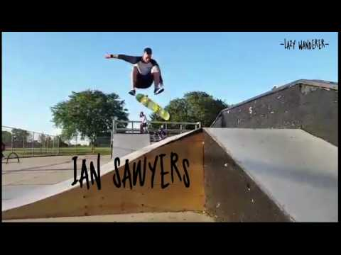 Lazy Wanderer Skate Mixtape Volume 1