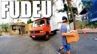DEU TUDO ERRADO! - unboxing amerik #2