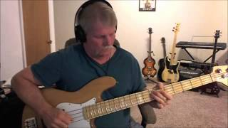 Badfinger - No Matter What - Bass Cover