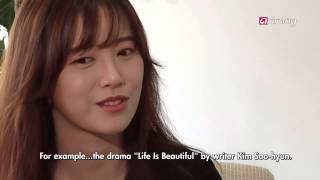 Showbiz Korea - ACTRESS KOO HYE-SUN(배우 구혜선) - Interview
