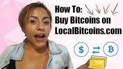 How To: Buy Bitcoins on LocalBitcoins.com - Local Bitcoin Tutorial (2018)