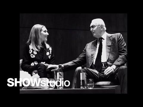 SHOWstudio: In Conversation - Hubert de Givenchy / Marisa Schiaparelli