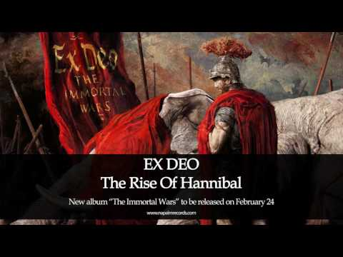 EX DEO - The Rise Of Hannibal (Official Audio) | Napalm Records