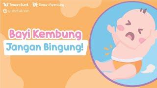 Cara Mengatasi bayi Kembung