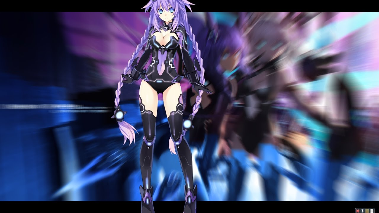 Wallpaper EngineHyperdimension Neptunia