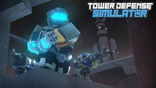(Reposted) Roblox Tower Defense Simulator w/t Blake and Zack | MINIGUNNER