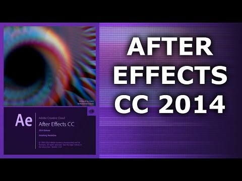 Adobe After Effects CC 2014 - New Features