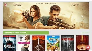 How to watch Tiger Zinda Hai full hd movie online