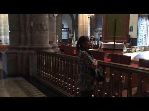 Danny Leger - Ave Maria at Basilica of Guadalupe Antigua, Mexico City