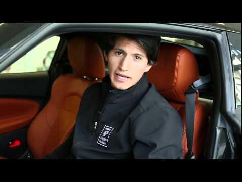 Ricardo Sánchez, primer campeón mexicano de Nissan GT Academy, comparte sus consejos de conducción