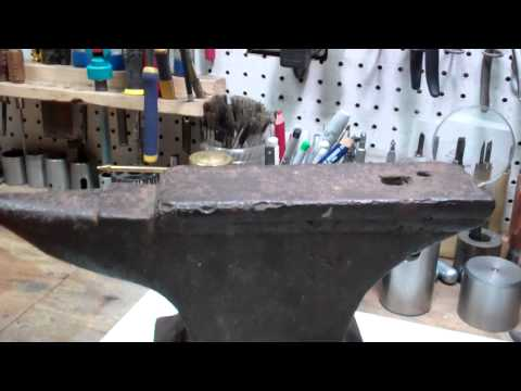 Fisher Anvil