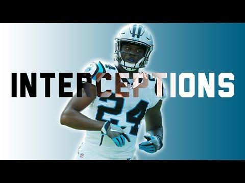 Carolina Panthers - Every Interception of 2017