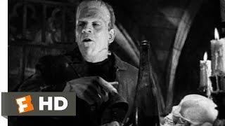 Bride of Frankenstein (4/10) Movie CLIP - Pretorius Has a Plan (1935) HD