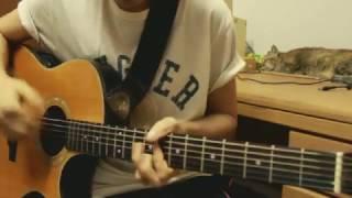 Yu Yu Hakusho OP Smile Bomb Guitar Cover