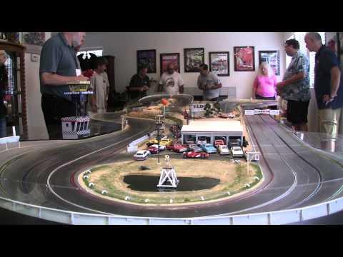 Fly Le Mans on Model Riverside Raceway 9-13-2014 Heat 10 [HD]