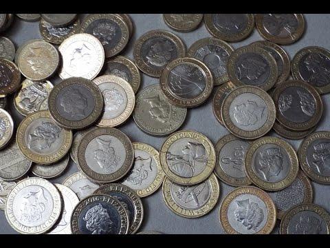 The £1/£2 Coin Tubs!